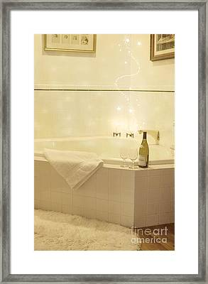 Bubbles Framed Print by Juli Scalzi