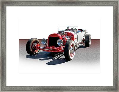 Bucket T 'sixties Style' Framed Print by Dave Koontz