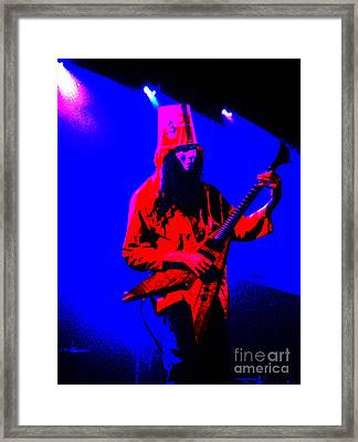 Buckethead-12c-1 Framed Print by Gary Gingrich Galleries