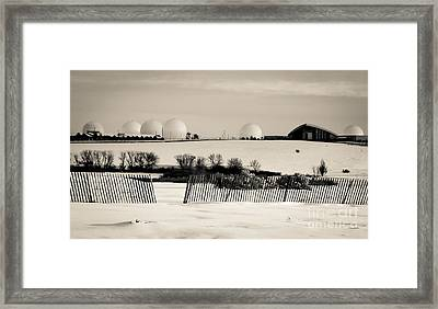 Buckley Landscape Framed Print