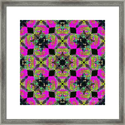 Buddha Abstract 20130130p0 Framed Print by Wingsdomain Art and Photography