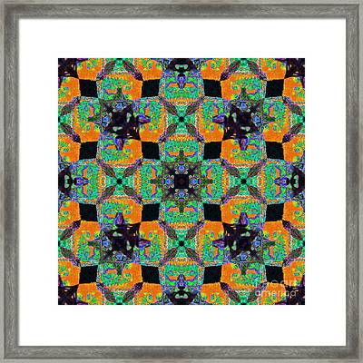 Buddha Abstract 20130130p85 Framed Print by Wingsdomain Art and Photography