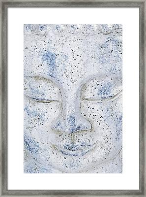 Buddha Statue  Framed Print by Tommytechno Sweden