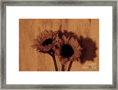 Buddies Framed Print by Marsha Heiken