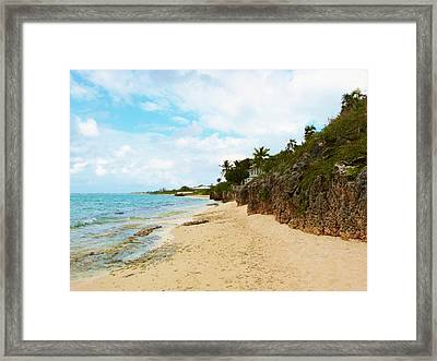 Framed Print featuring the photograph Buena Vista by Amar Sheow