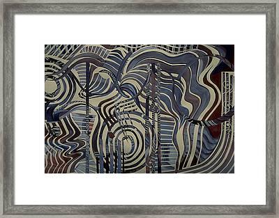 Buffalo Dreams Framed Print
