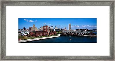 Buffalo Ny Framed Print