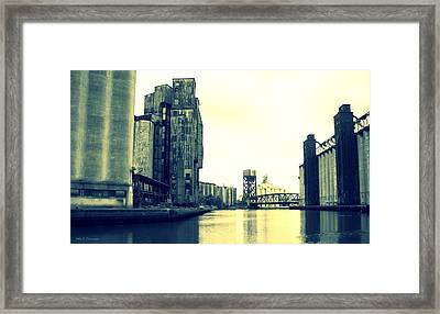 Buffalo River Framed Print by John Carncross