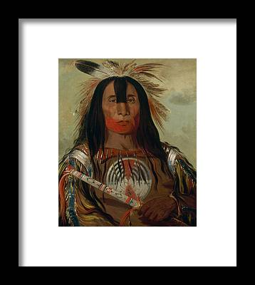 Blackfoot Indian Art | Fine Art America