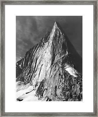 102756-bugaboo Spire Framed Print