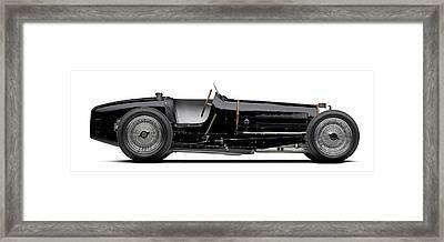 Bugatti Type 59 Framed Print by Marvin Blaine