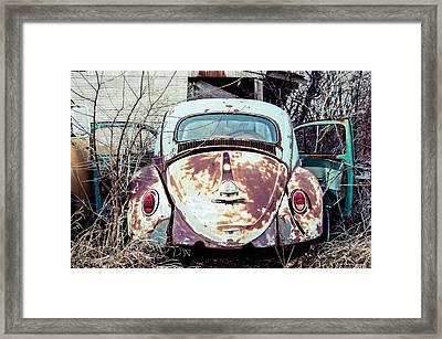 Buggin' Out Framed Print