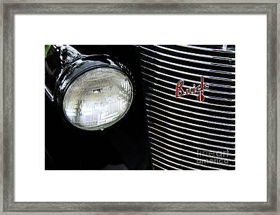 Buick 8 Framed Print