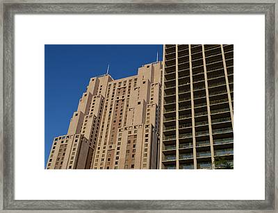 Building Blocks Framed Print by Shawn Marlow