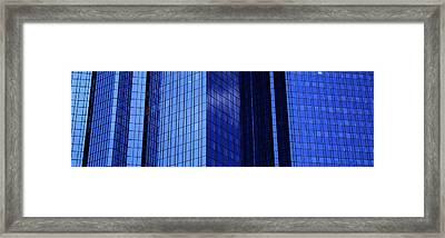 Buildings, Frankfurt, Germany Framed Print by Panoramic Images