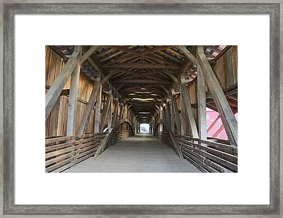 Built To Last - Again Framed Print by Clayton Kelley
