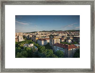 Bulgaria, Central Mountains, Stara Framed Print by Walter Bibikow
