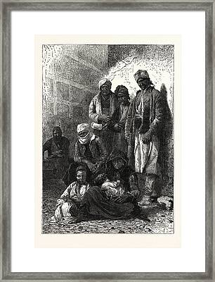 Bulgarians, Bulgaria Framed Print by Litz Collection