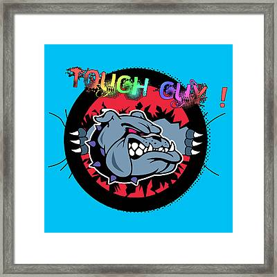 Bulldog 6 Framed Print by Mark Ashkenazi
