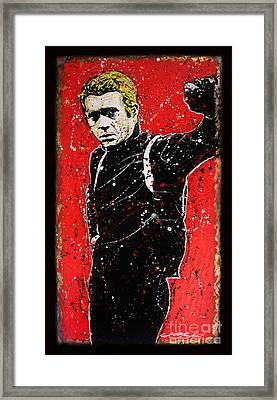 Bullitt IIi Framed Print by Chris Mackie