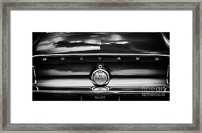 Bullitt   Framed Print by Tim Gainey