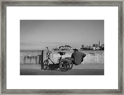Bumbaya Framed Print