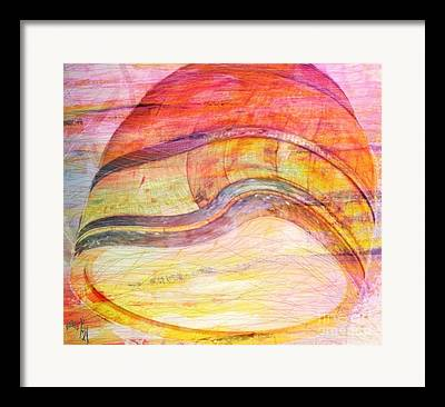 Wholisticartsschool Wine Barrel Art Framed Prints