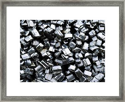 Bumpers Framed Print by Mike Nellums