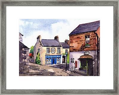 Clare  Bunratty Folk Village  Framed Print