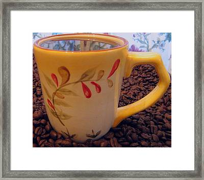 Buon Giorno Framed Print by Bruce Carpenter