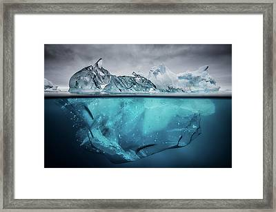 Buoyancy Framed Print
