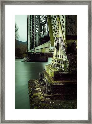 Burden Bearing 2 Framed Print