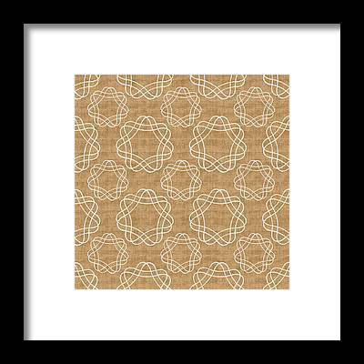 Geometric Framed Prints