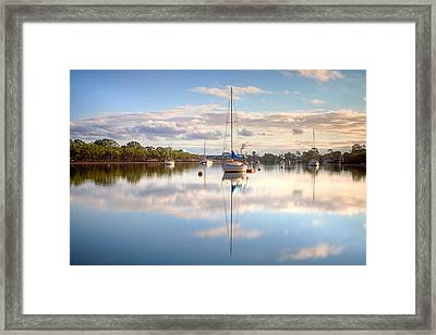 Burnett Two Framed Print