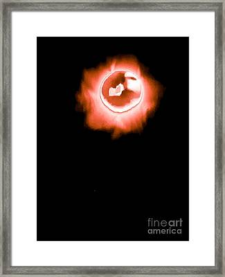 Burns Framed Print