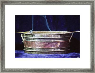 Burnt Offerings Framed Print by Crystal Harman
