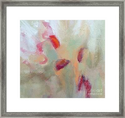 Burst I  Framed Print by Virginia Dauth