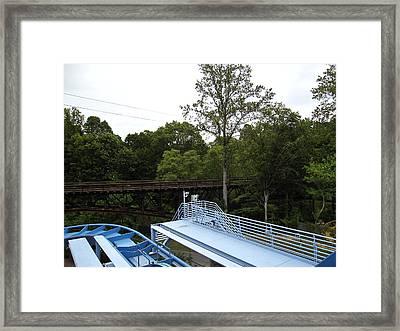 Busch Gardens - 121211 Framed Print by DC Photographer