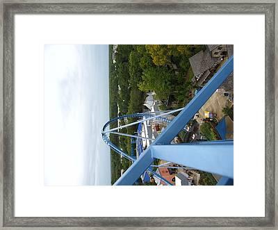 Busch Gardens - 121214 Framed Print by DC Photographer