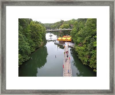 Busch Gardens - 12126 Framed Print by DC Photographer
