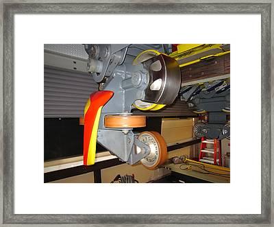 Busch Gardens - 12129 Framed Print by DC Photographer
