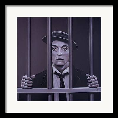Houdini Framed Prints