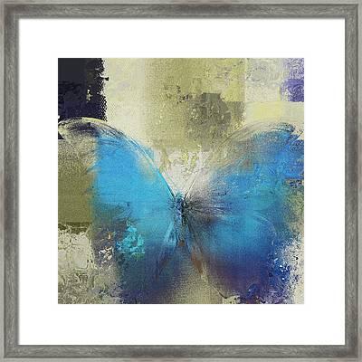 Butterfly Art - S01a Framed Print