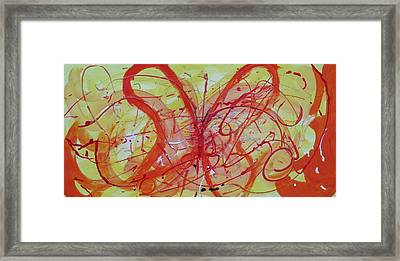 Emergence Framed Print by Lawrence  Dugan