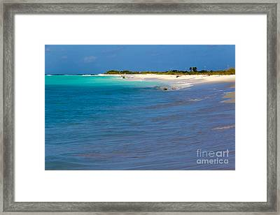 Bvi At Its Best Framed Print by Beverly Tabet