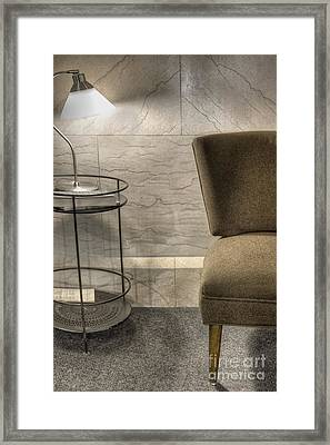 By Lamplight Framed Print by Margie Hurwich