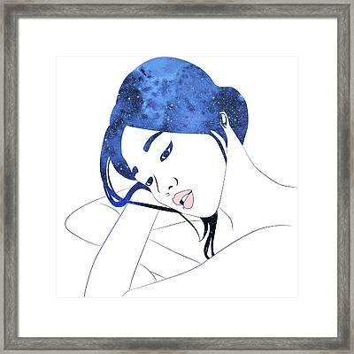 By Starlight Framed Print