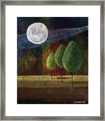 By The Light Framed Print