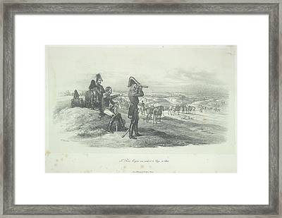 By The River Vopp Framed Print by British Library