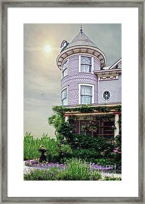 By The Seaside Framed Print by Debra Fedchin